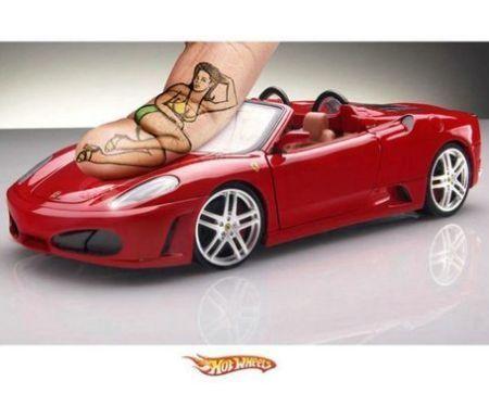 1-divertida-publicidad-de-hot-wheels-hecha-con-dedos