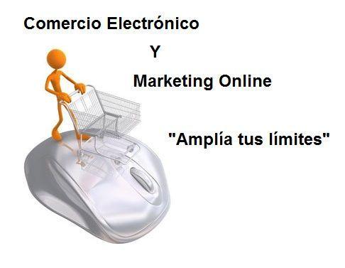 Comercio electrónico y Marketing Online en caceres