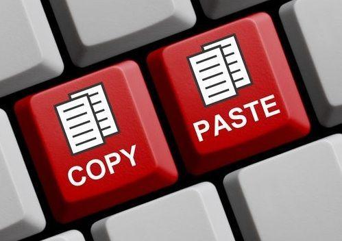Copy – Paste – Fertig!