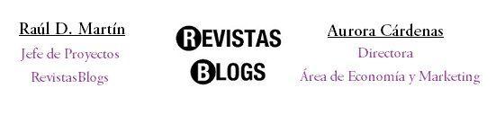 Firma RevistasBlogs (Raúl y Aurora)