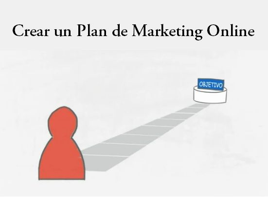 Crear un Plan de Marketing Online