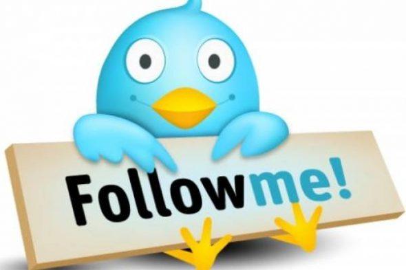 Mas seguidores en twitter